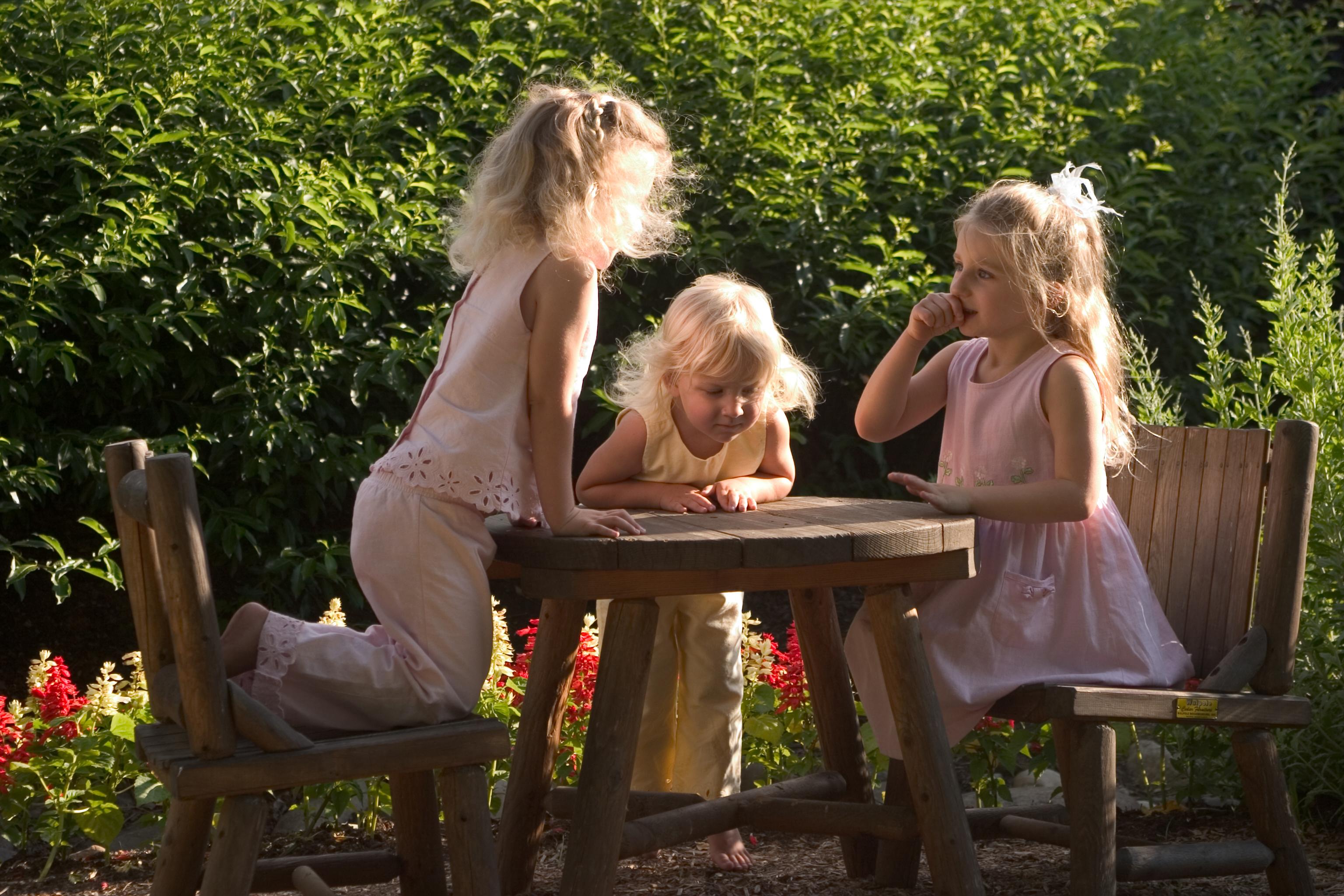 The Children\'s Garden - Hershey Gardens