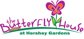 The Butterfly House logo